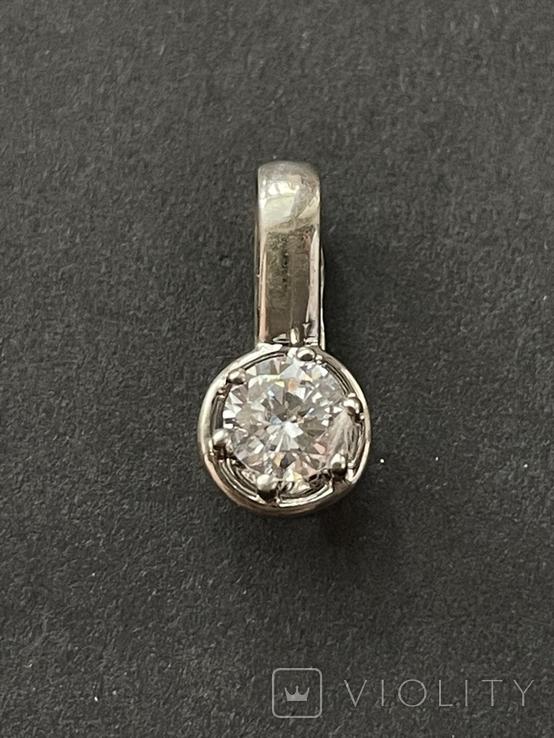 Подвеска серебряная, фото №3