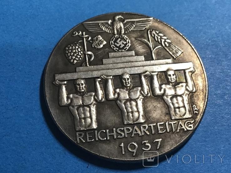 Германия. Третий Рейх 1937 г. Копия, фото №2