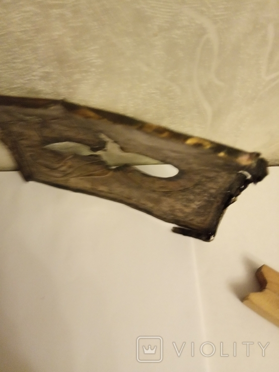 оклад Вседержитель серебряный, фото №7