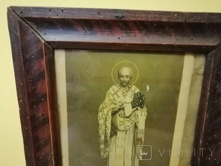 Ікона Іоан Златоуст, фото №3