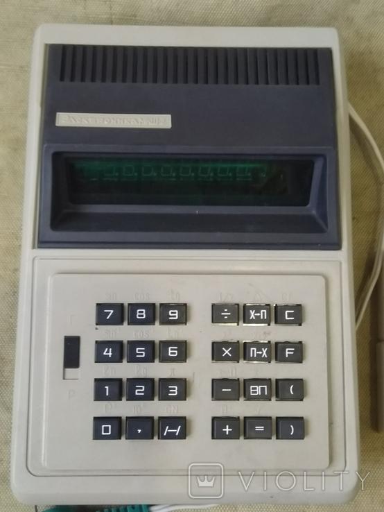 Электроника МКШ-2., фото №3