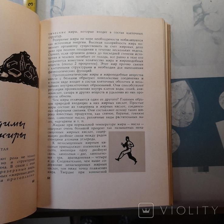 Беседы о питании 1961р., фото №6