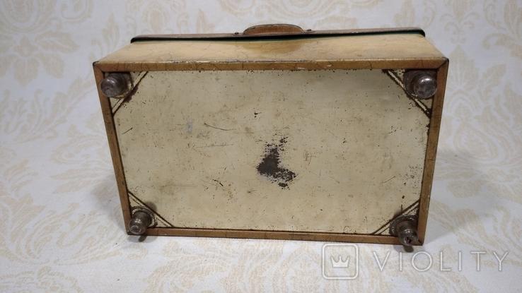 Коробка старая Голландия, фото №7
