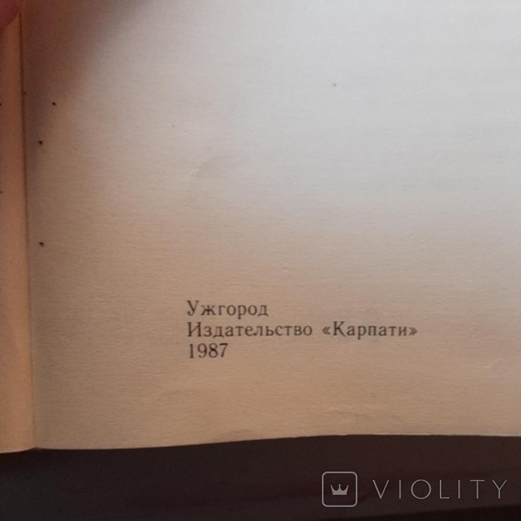 500 видов домашнего печенья 1987р., фото №3