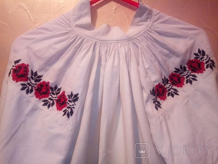 Сорочка женская вышиванка Волынь, фото №2