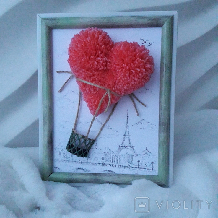 Сердце над Парижем, фото №2