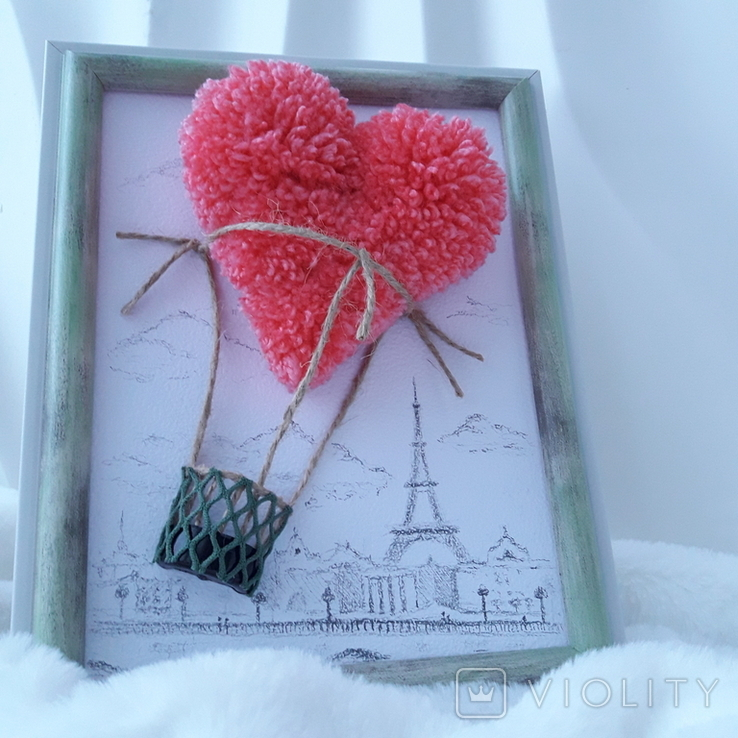 Сердце над Парижем, фото №8