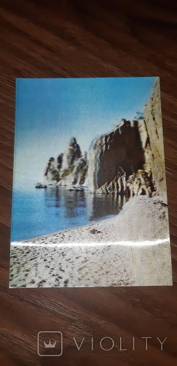 Открытки географическая Озеро Байкал, фото №3
