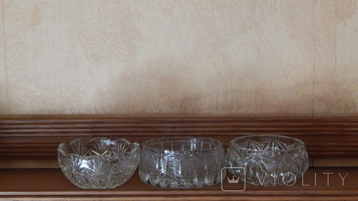 Три салатницы-конфетницы, фото №3