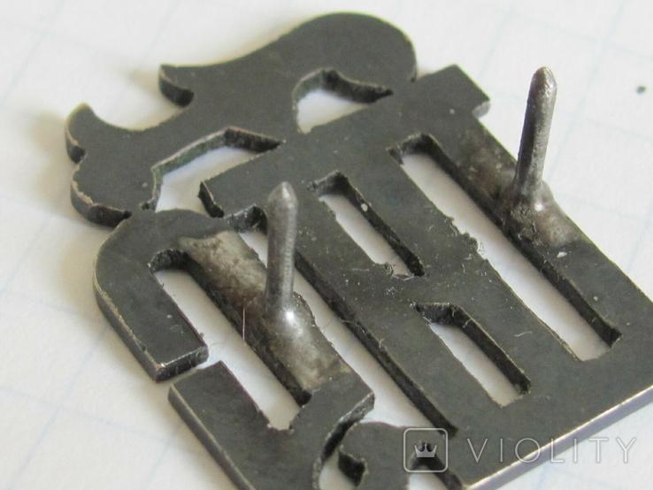 Серебрянные вставки с эмалями ІИС ХС на оклад, фото №9