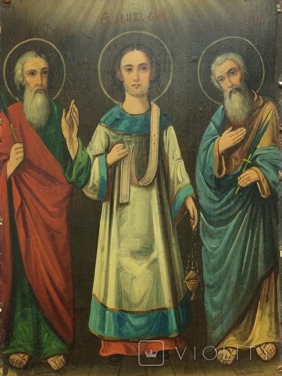 Св. Гурий, Авив, Симон, фото №2