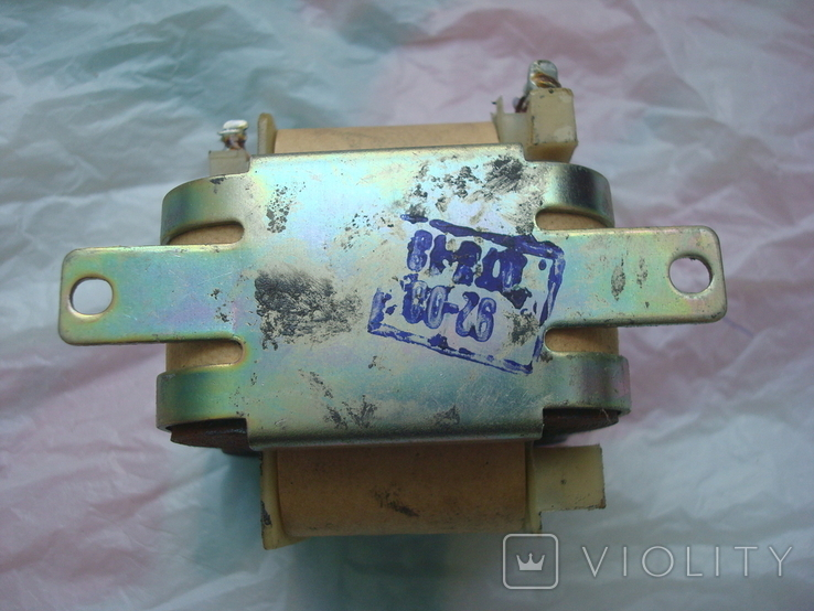 Трансформатор вес 885 гр., фото №3