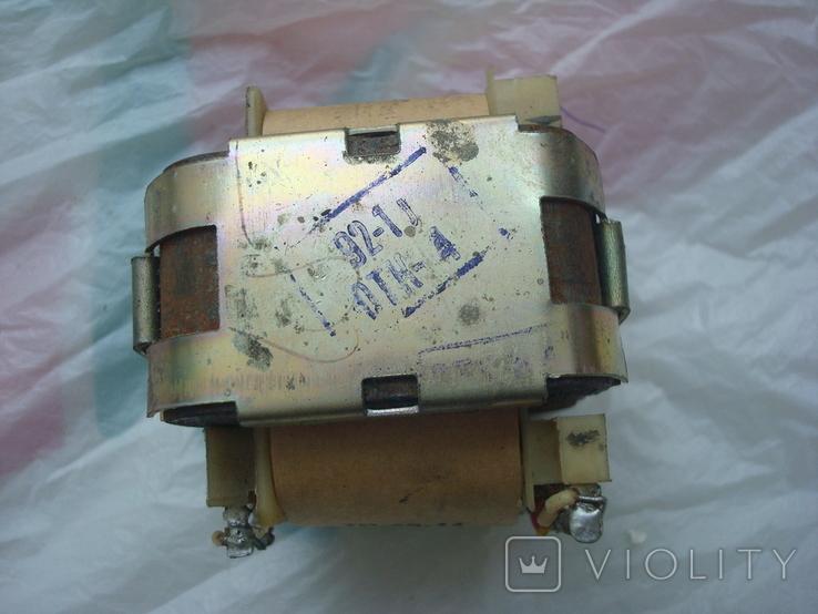 Трансформатор вес 885 гр., фото №5