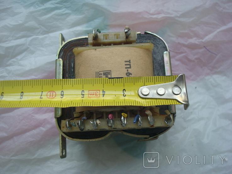 Трансформатор вес 885 гр., фото №7