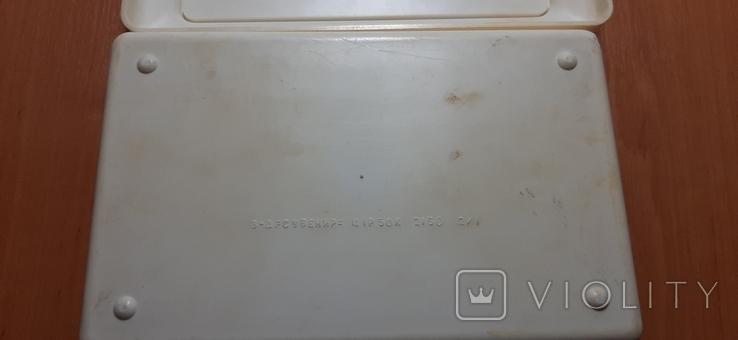 Коробка, шкатулка. Пластик СССР, фото №6