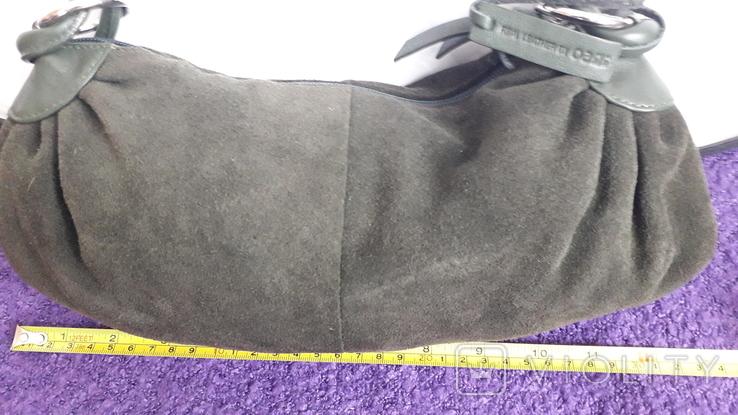 Замшева сумочка, фото №4
