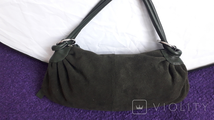 Замшева сумочка, фото №2