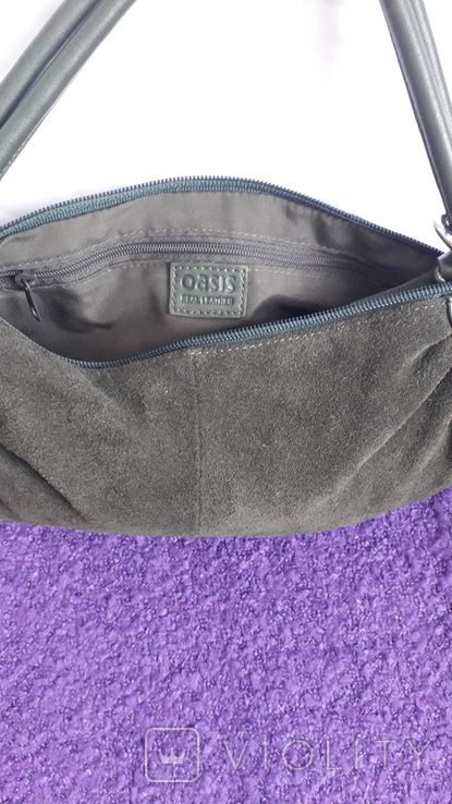 Замшева сумочка, фото №5