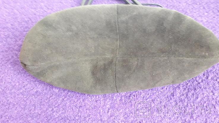 Замшева сумочка, фото №7