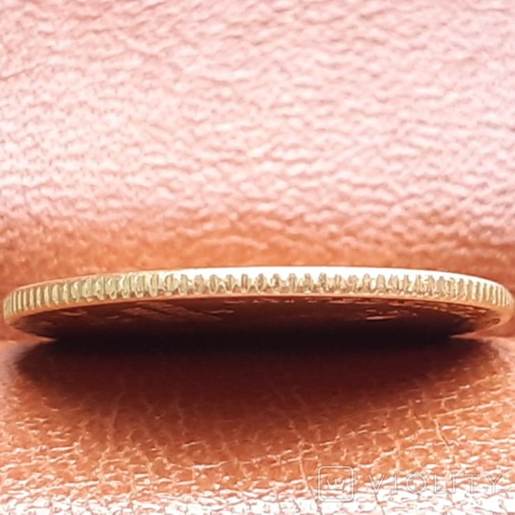 2 1/2  доллара  США 1912 г. с изображением индейца., фото №8