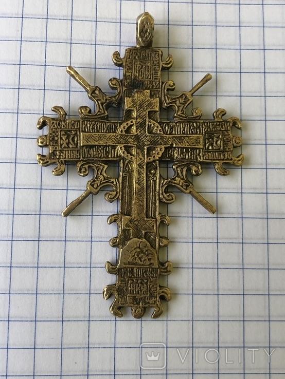 Крест ( новодел), фото №2