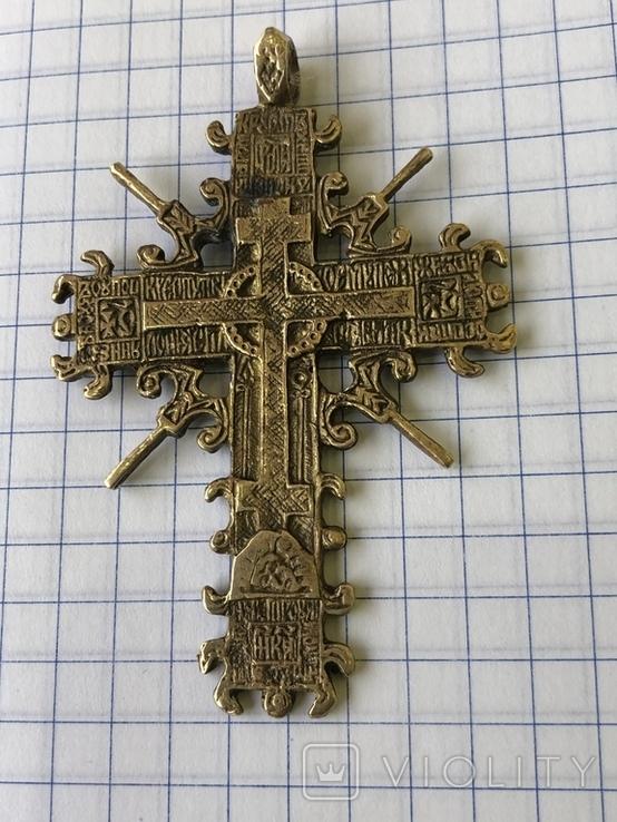 Крест ( новодел), фото №3