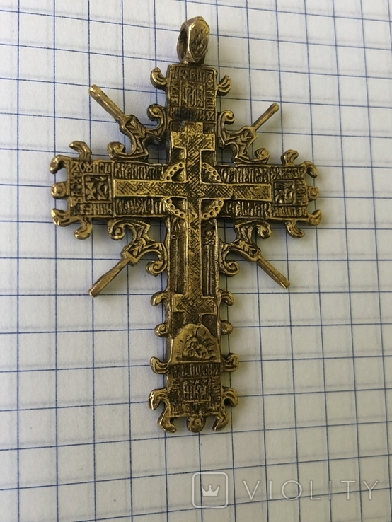 Крест ( новодел), фото №4