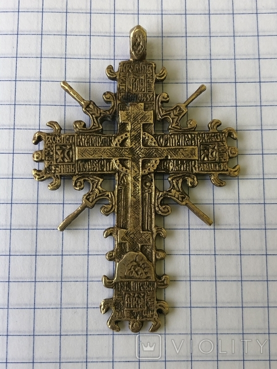 Крест ( новодел), фото №5