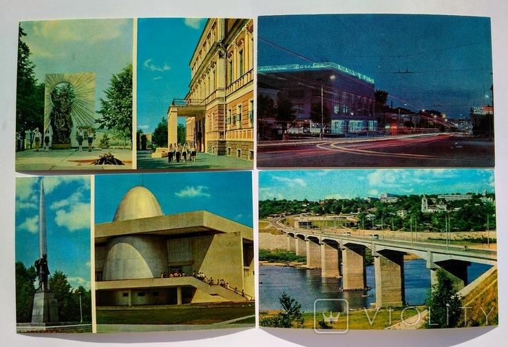 "Комплект открыток "" Калуга "" 1974 год 15 штук, фото №6"