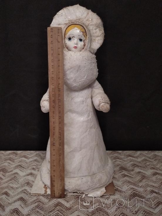 Снегурочка под ёлку  , под реставрацию, фото №9
