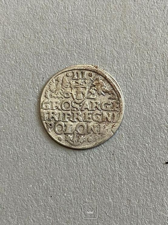 Трояк 1622 REGNI, фото №2