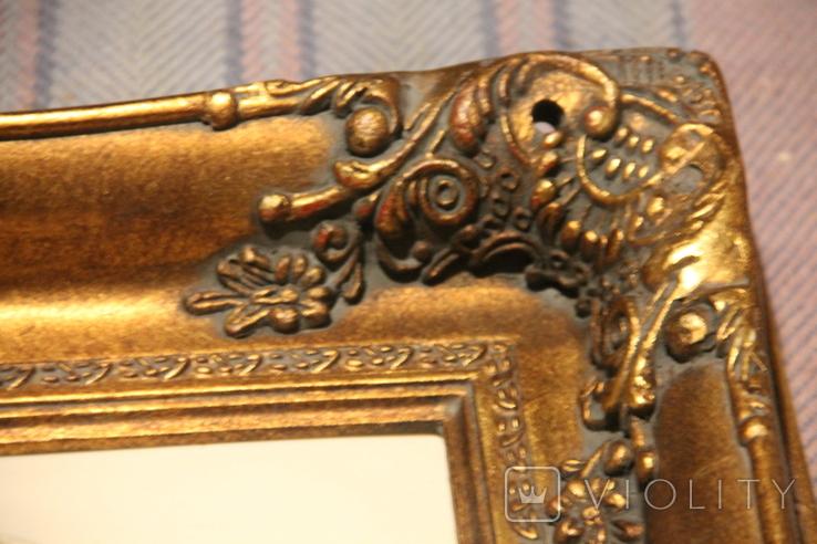 Картина  ,, Античний сюжет ,, Англія. Мраморная крошка. розмір в рамі 42Х37см./, фото №9