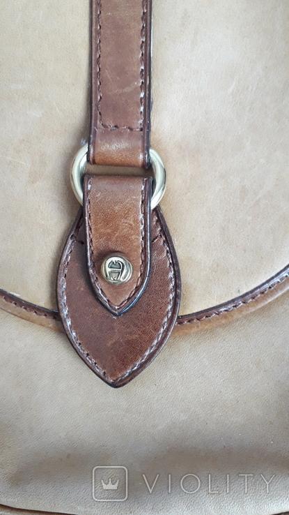 Вінтажна італійська сумка Etienne Aigner, фото №3