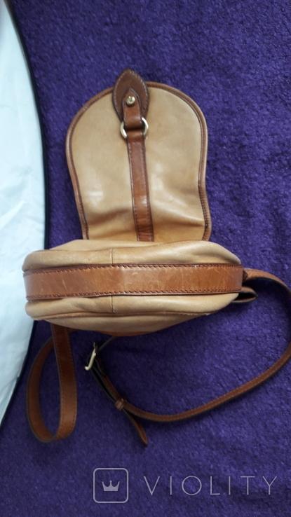 Вінтажна італійська сумка Etienne Aigner, фото №7