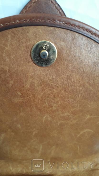 Вінтажна італійська сумка Etienne Aigner, фото №9
