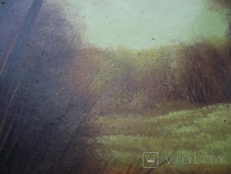 Стрий Морозов 97 Пейзаж осени, фото №6