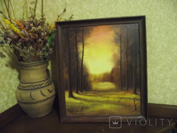Стрий Морозов 97 Пейзаж осени, фото №8