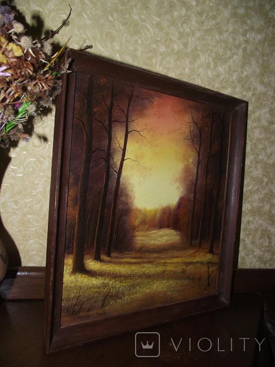 Стрий Морозов 97 Пейзаж осени, фото №11
