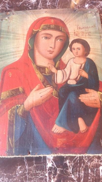 Тихвинская Икона Божией Матери, фото №8