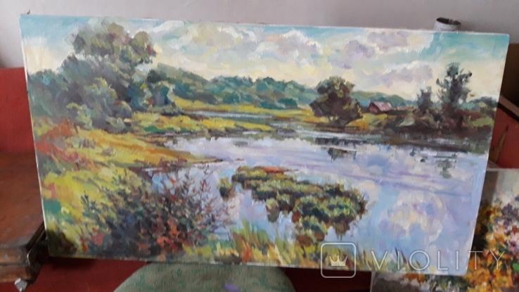 Голубая река, фото №2