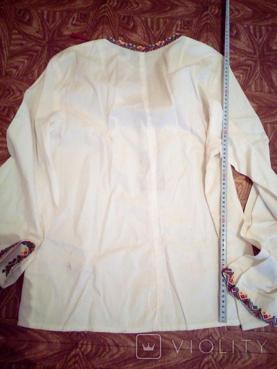 Вышиванка, длинный рукав, фото №3