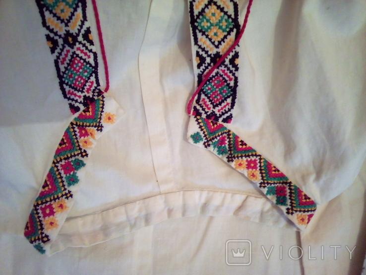 Вышиванка, длинный рукав, фото №4