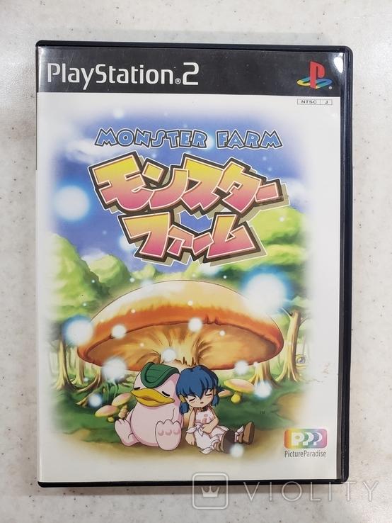 Monster Farm (PS2, NTSC-J), фото №2