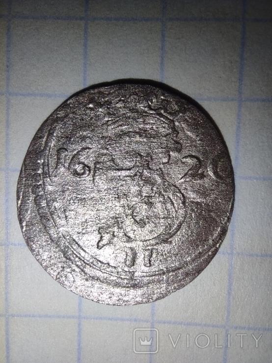 Двуденарій 1620, фото №4