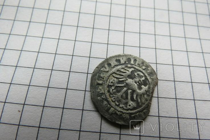 Полугрош Сигизмунд I Старый 1520 г., фото №7