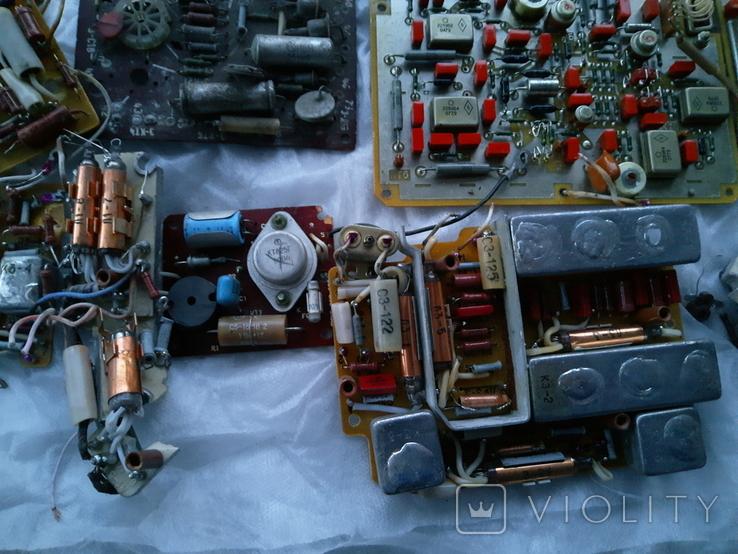 Платы, радиодетали, фото №10