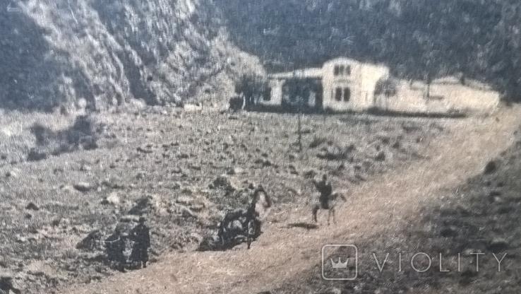 Военно-Грузинская дорога. Ветеринарный пункт у сел. Ларс, фото №3