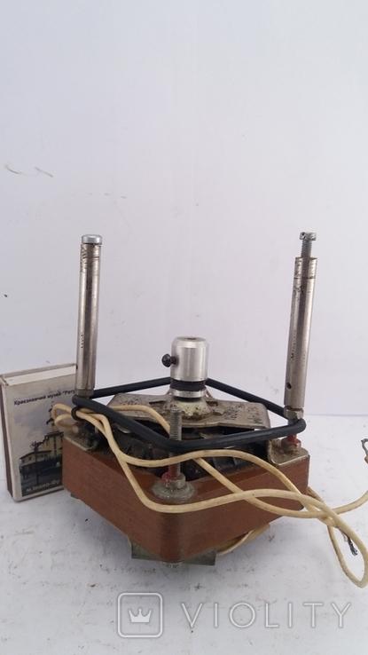 Двигун ЭДГ-1 для бабінного магнітофона, фото №4