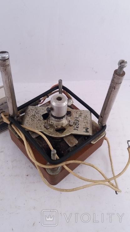 Двигун ЭДГ-1 для бабінного магнітофона, фото №5
