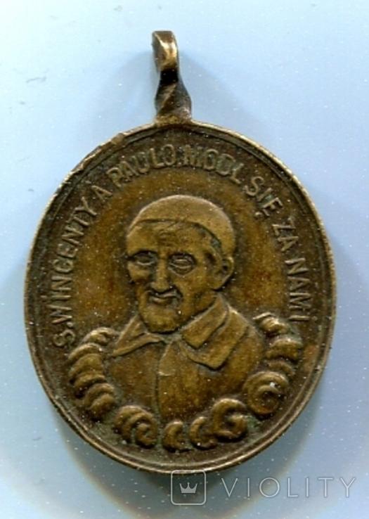 Польща медальон, фото №2